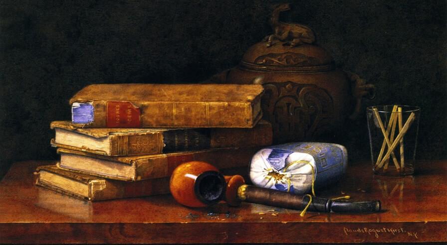 Companions, Claude Raguet Hirst (1855-1942)